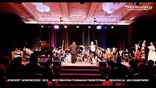 Koncert Noworoczny MCC 2015 - Woytek Mrozek -Walc Johana Straussa