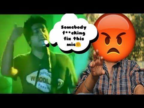 Arijit Singh ! Somebody F*cking Fix this Mic Viral video
