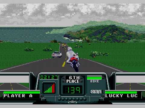 Road Rash 3 - Level 3 - United Kingdom