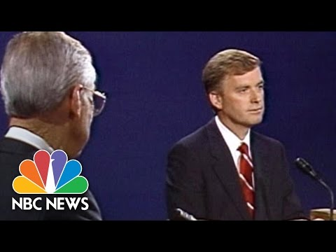 The Story Behind 'You're No Jack Kennedy' | NBC News