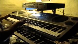 Vendo Modulo Roland D550   Video Nº2 Tocando un tema del grupo Alegria