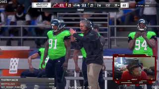 PAUL RICHARDSON IS A GLITCH 99 SPEED!!! ($50 GAME vs SeriousJordan) Madden 18 Gameplay