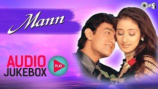 Mann Jukebox   Full Album Songs   Aamir, Manisha, Sanjeev Darshan