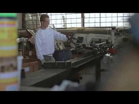 Fabrication Echafaudage Stéphanois Youtube