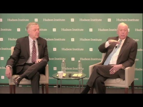 America's Future Natural Gas Economy: T. Boone Pickens and Arthur Herman