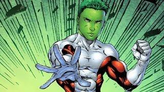 Superhero Origins: Beast Boy