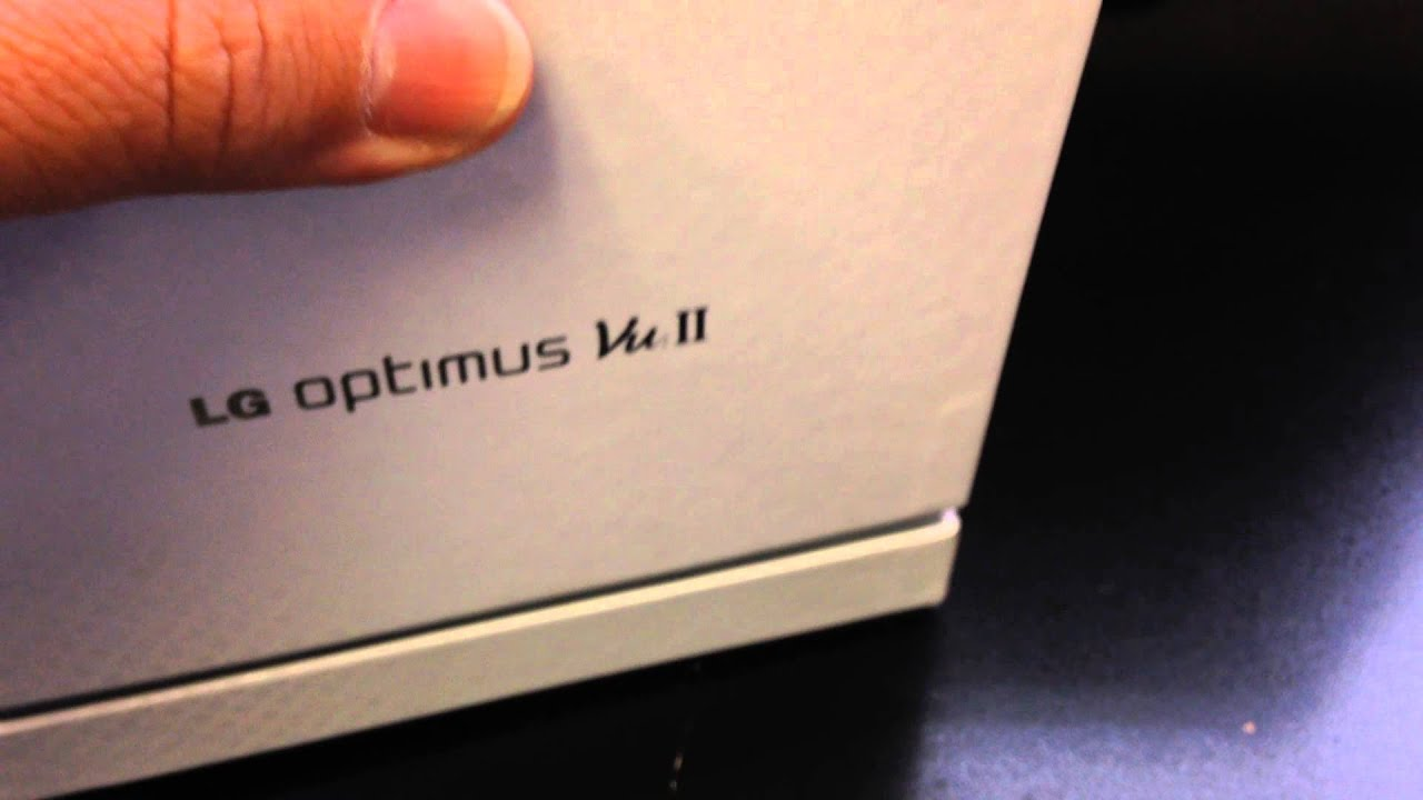 Lg optimus vu ii f200 full phone specifications - Lg Optimus F200l Vu Ii Unboxing Video Cell Phone In Stock At Www Welectronics Com Youtube