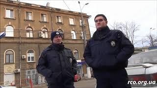 Они еще не поняли, что пришли служить в полицию, а не в библиотеку.