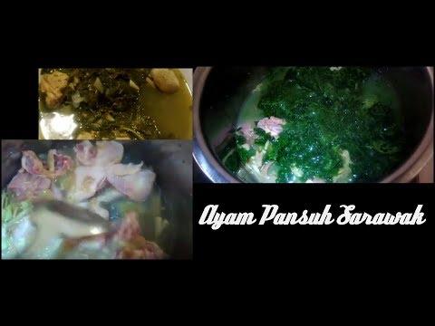 Resepi Kuih Perut Ayam Sarawak - Santapan Senjaku