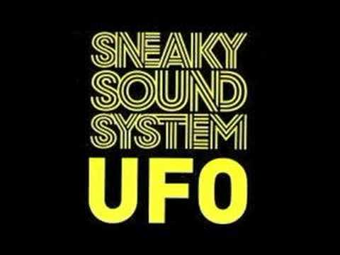 UFO-Sneaky Sound System