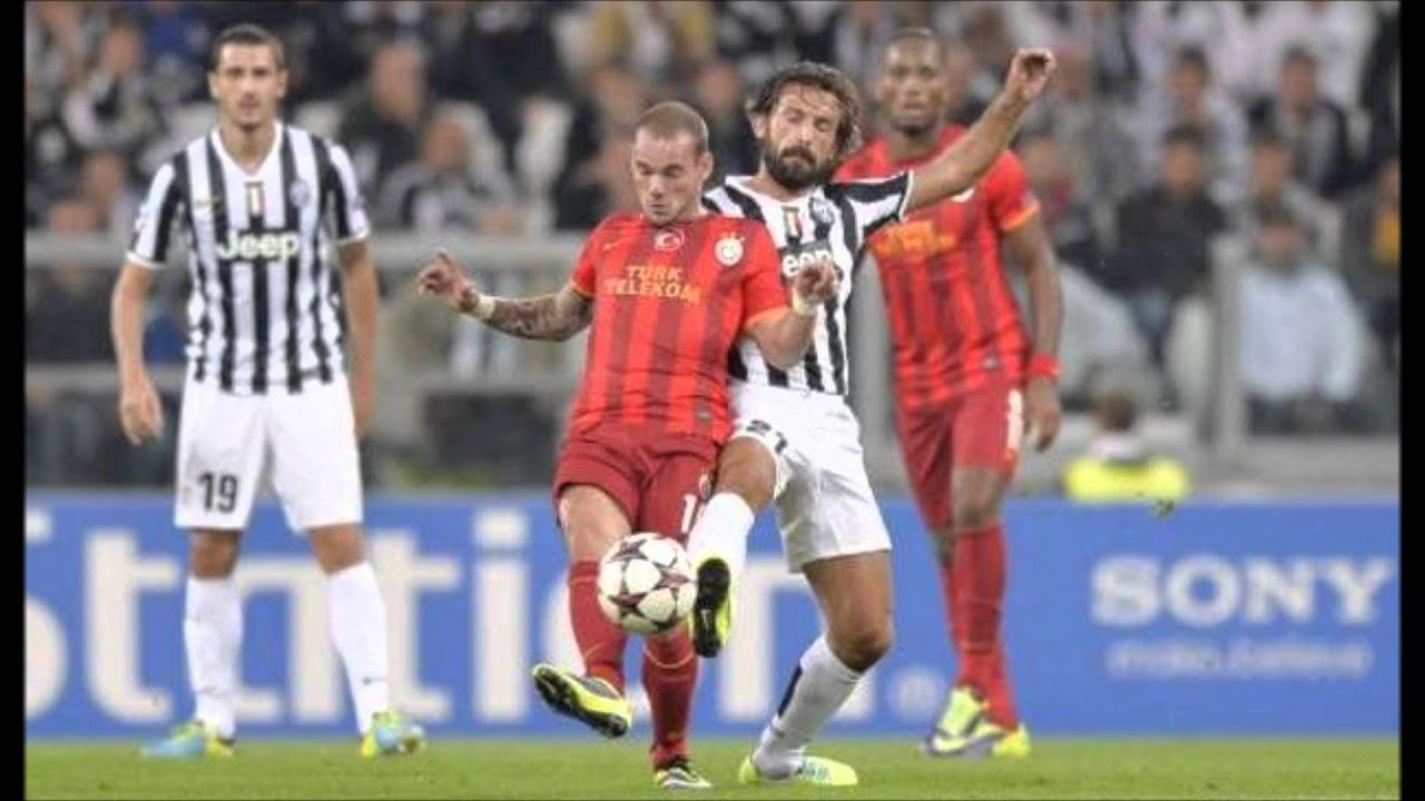 Pirla... Pirlo, chiedo scusa! (da Juventus-Galatasaray 2-2, gaffe ...