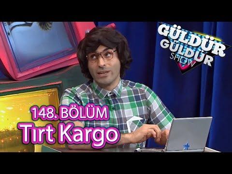 Güldür Güldür Show 148. Bölüm, Tırt Kargo