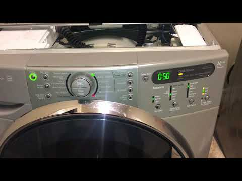 Sud F35 Error Code Kenmore Elite Washer Repair in Austin TX