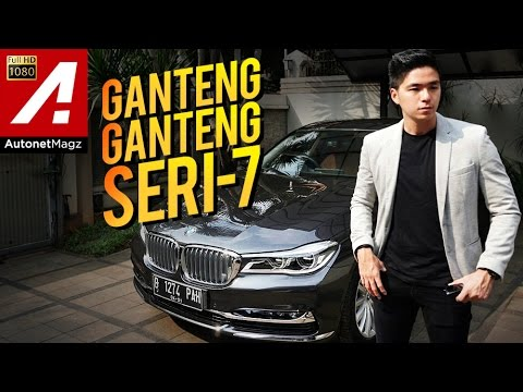 Review BMW 7 Series Long Wheel Base By AutonetMagz