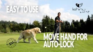 "How To Use Lishinu ""World`s 1st Retractable Hands Free Dog Leash"""