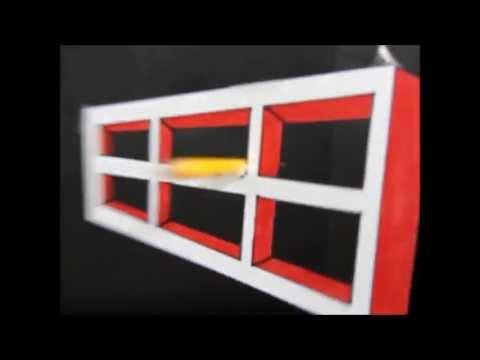 エイムズの窓 と作り方 the ames window illusion youtube