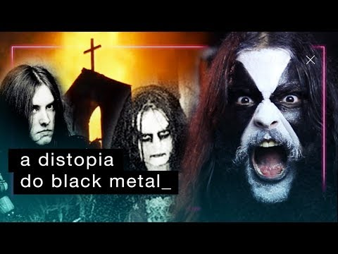 Lords of Chaos: Mayhem Burzum e o Black Metal Norueguês  mimimidias