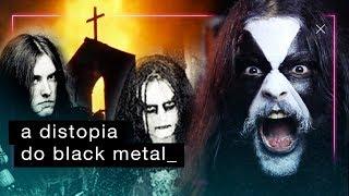 Lords of Chaos: Mayhem, Burzum e o Black Metal Norueguês | mimimidias