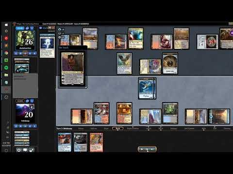 MTGO 1v1 Commander Challenge: Top 4 with Breya, Etherium Shaper