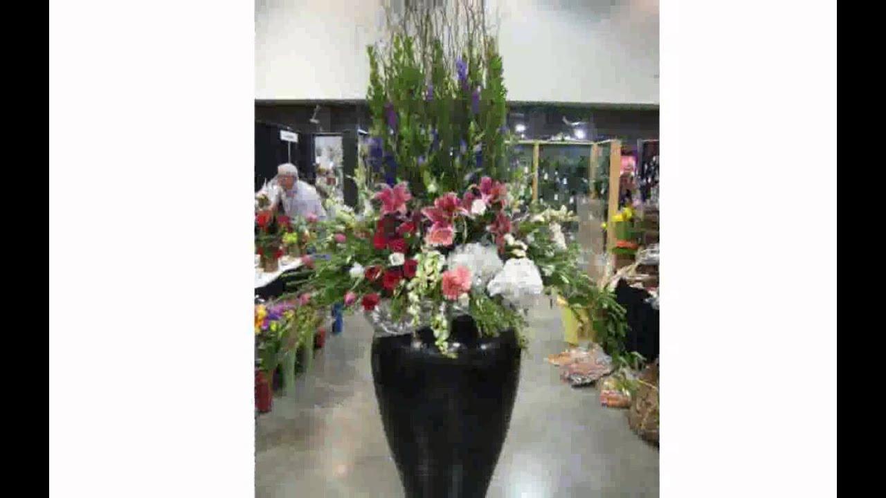 Large flower arrangements youtube large flower arrangements izmirmasajfo