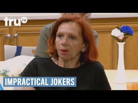 Impractical Jokers - Ex-Con Scares Seniors (Punishment) | truTV