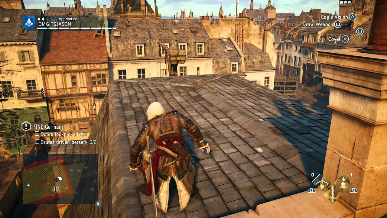 Assassin S Creed Unity The Silversmith Stealth Infiltrate