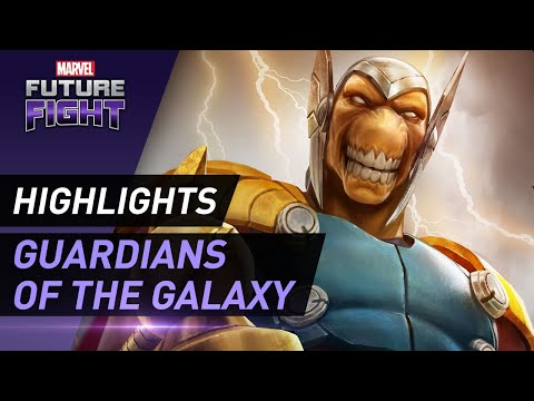 [Highlights] Guardians of the Galaxy Update!