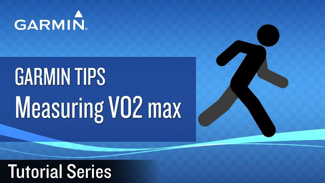 ענק Tutorial - Garmin Tips: Measuring VO2 max - YouTube VB-56