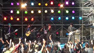 THE BACONS(THE BAWDIESのコピー)前半 thumbnail