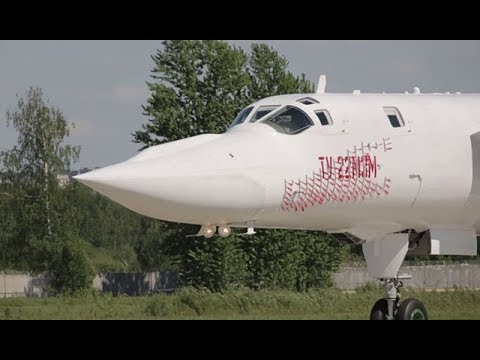 Инструмент влияния: кадры испытаний бомбардировщика Ту-22М3М