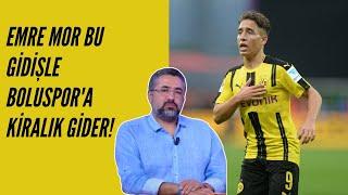 Serdar Ali Çelikler - Emre Mor Bu Gidişle Boluspor'a Kiralık Gider.   Messi En Y
