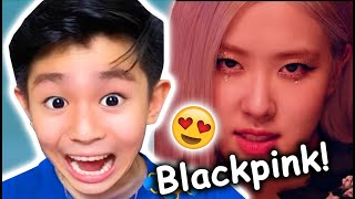 Bennyboi Reacts to BLACKPINK - 'How You Like That' comeback!