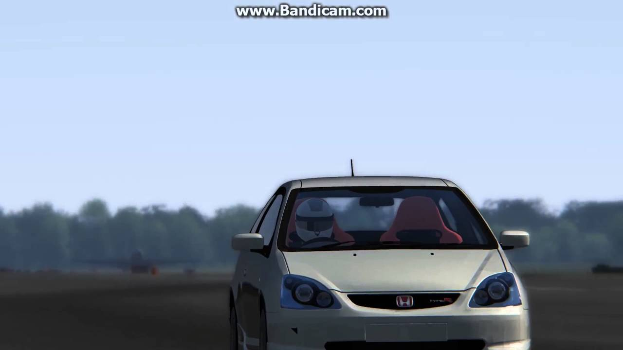 ACMR  Honda Civic Type R EP3  Top Gear Testing  YouTube