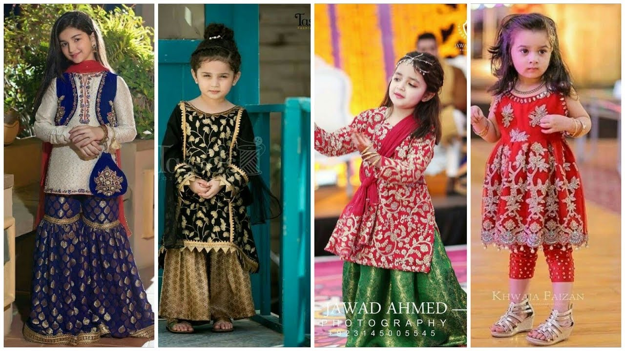 Wedding Outfits collection For Babies 2019/Kids Dress Design Ideas