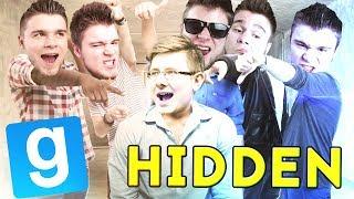 SZKALUJEMY EYBIEGO NA NAGRYWKACH! | Garry's mod (With: EKIPA) #793 - Hidden [#61]