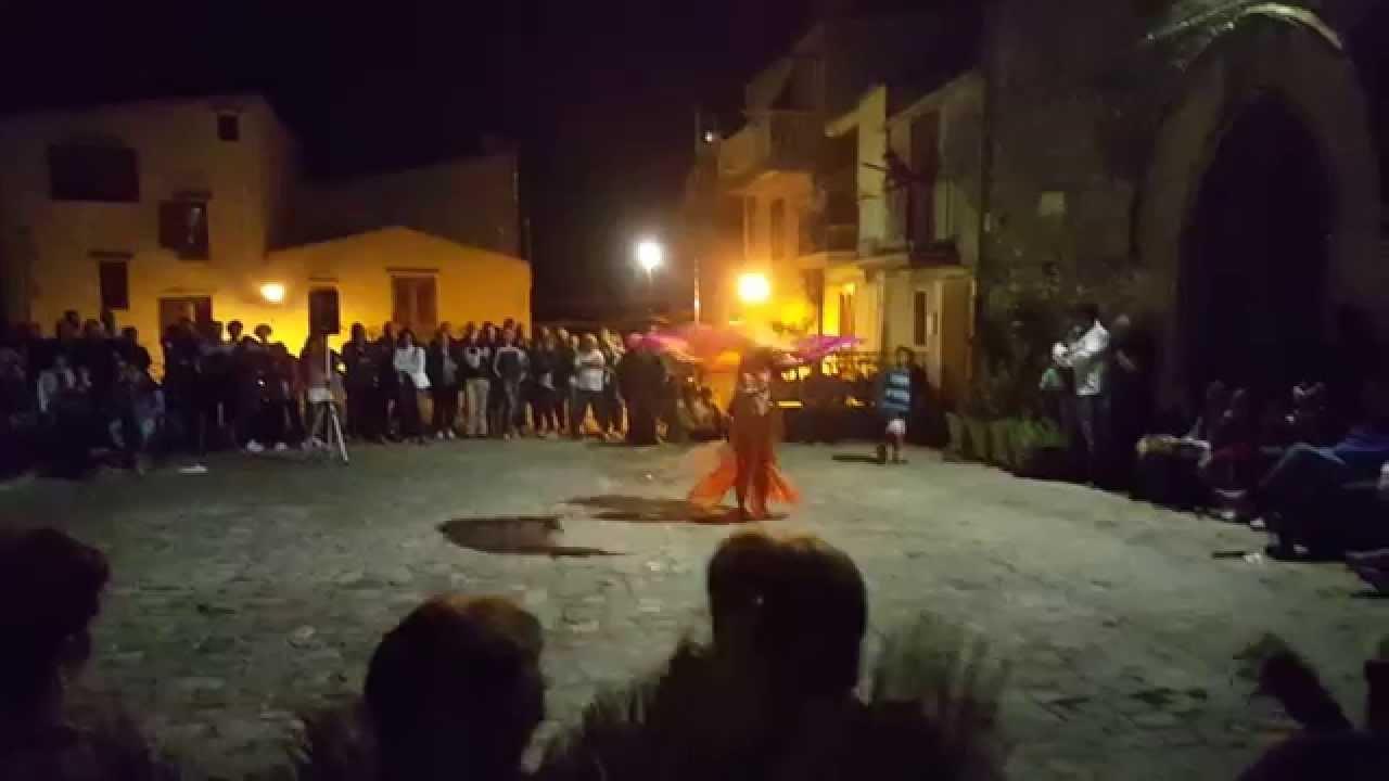 Danza Orientale Silvia Celano A Polizzi Generosa