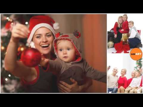 Family Christmas Photos - Cute Family Christmas Picture Ideas