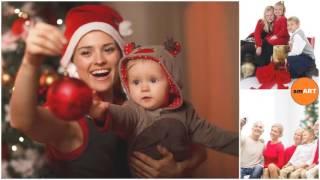 Family Christmas Photos - Cute Family Christmas Picture Ideas