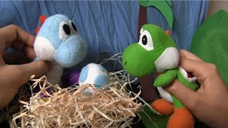 Yoshi and the Lost Egg [INTERACTIVE!]