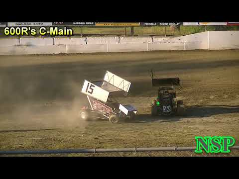 July 21, 2018 Clay Cup Nationals Night #3 600 Restricted Mini Sprints C-Main Deming Speedway