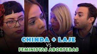 DEBATE: Laje + Brandolino vs 2 feministas aborteras