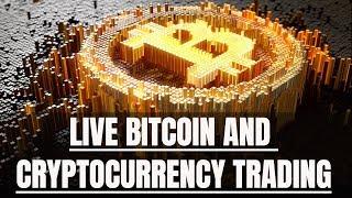*LIVE* Bitcoin, Bitcoin Cash Technical Analysis + Market Update #19