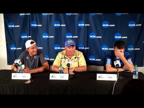 UCLA Post-Match Press Conference - 2017 NCAA Quarterfinals