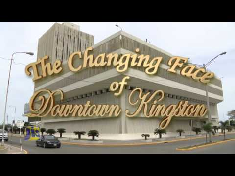 UDC: The Changing Face Of Downtown Kingston