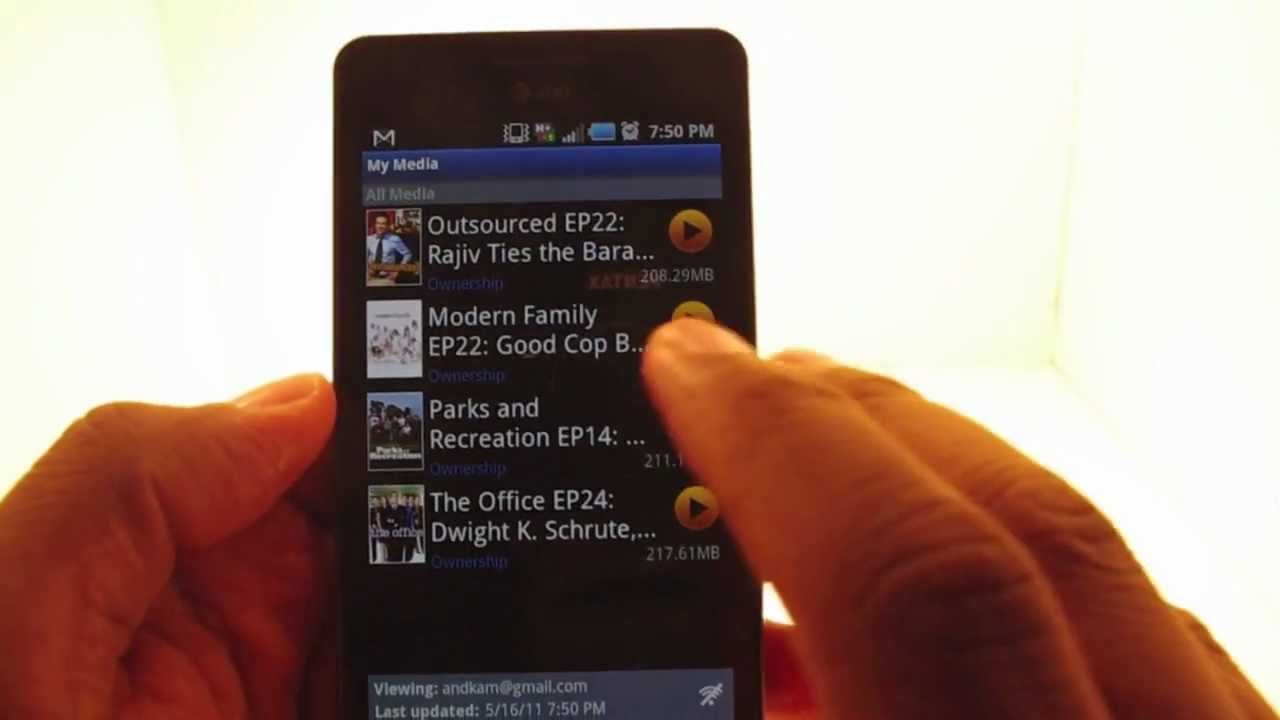 Samsung Infuse 4G AT&T Android phone review