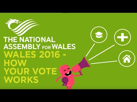 National Assembly for Wales Animated Corporate Video
