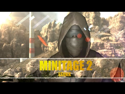 ESOKK: BLACK OPS 2 Sniper Minitage 2 Trailer by Axess