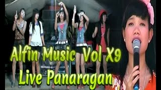 Alfin Music Video Remix Volume X9 Full Album  - Orgen Lampung