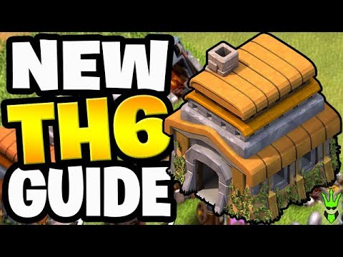 HOW TO START TOWN HALL 6! - How To Clash Ep.14 -
