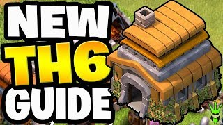 """HOW TO START TOWN HALL 6! - How to Clash Ep.14 - """"Clash of Clans"""""""
